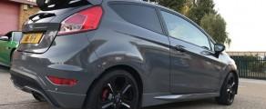 Fiesta ST Gloss Grey
