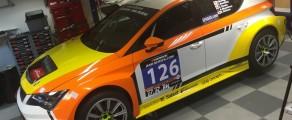Seat Race Car