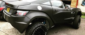 RallyFighter Carbon Wrap