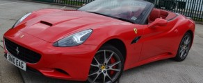 Ferrari California Gloss Red