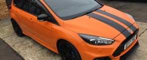 Focus RS Mk3 Metallic Orange