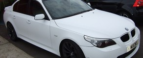 5 series matt white