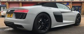 R8 Nardo Grey