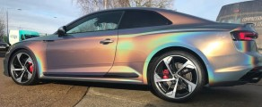 Audi RS5 Psychedelic