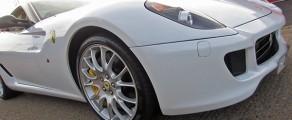 Ferrari 599 Gloss White