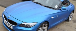Z4 Matt Metallic blue