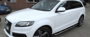 Audi Q7 Gloss White