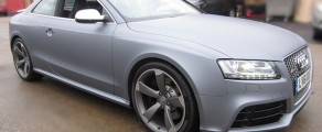 RS5 Matt Grey