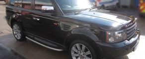 Range Rover Gloss Black