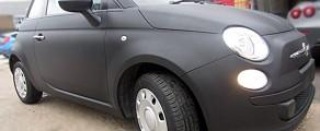 Fiat 500 Carbon