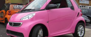 Smartcar Pink