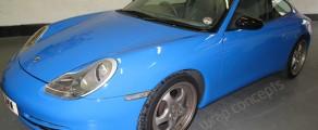 911 Gloss Blue