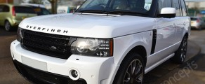 Range Rover Gloss White