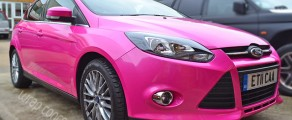 Focus Zetec Glitter Pink