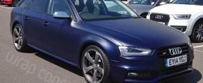 Audi Avant Clear Matt