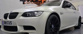 M3 Satin Pearl White