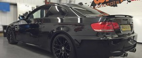BMW M3 Gloss Black