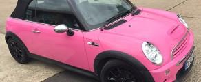 MINI Gloss Pink