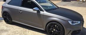 Audi S3 Matt Grey