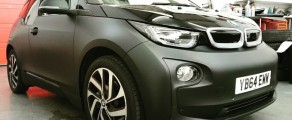 BMW i3 Satin Black