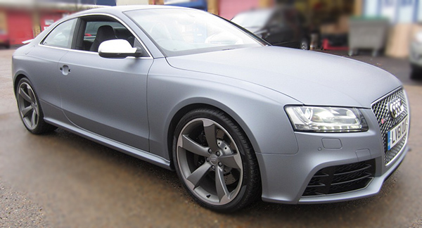 RS5 wrap