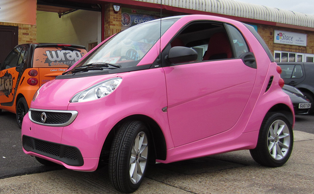 smartcar wrap essex