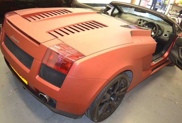 gallardo wrap essex