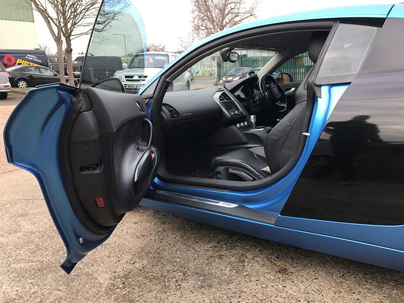 car wraps basildon